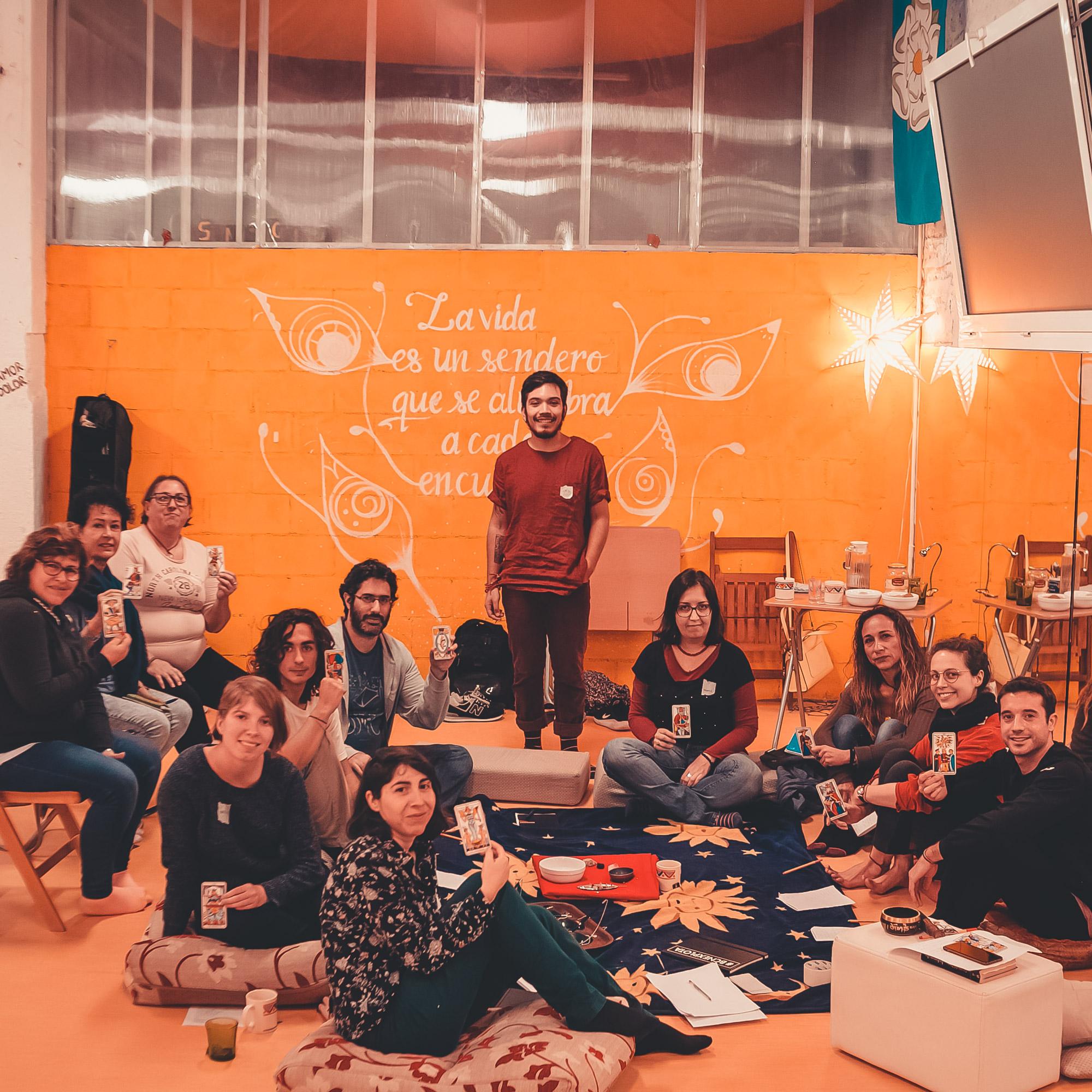 Voluntariado en Enriquezarte Centro Cultural Barcelona 2